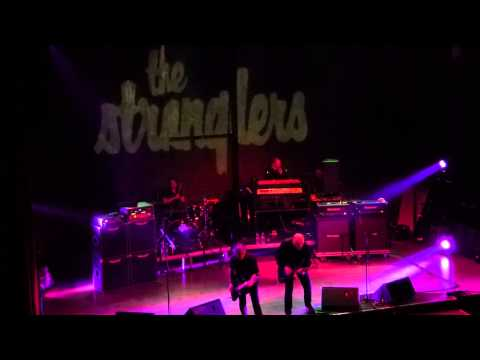 The Stranglers -Nice 'N' Sleazy--Live in Athens, Greece at Fuzz Club--23.5.2015