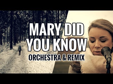 Pentatonix - Mary Did You Know (Piano Orchestra & Remix Cover)