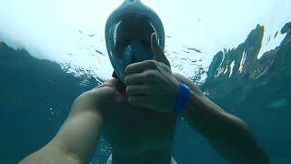 Мальдивы. Семейное путешествие. 11-я серия. Снорклинг, видеосъемки под водой. Sun Island R&S