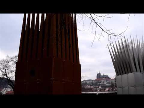 Prague New Memorial to JanPalach