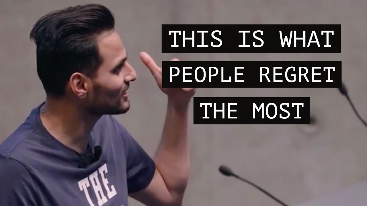 This Is What People Regret the Most - Motivation with Jay Shetty