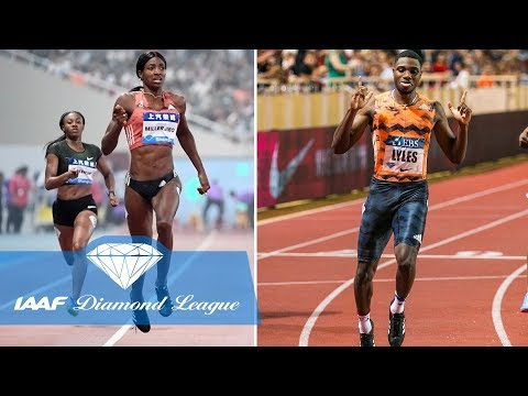 Best of the 200m in 2018 - IAAF Diamond League