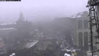 Вебкамера на Майдане  ВИДЕОПРОБКИ пробки в Киеве, видео, заторы, вэб камеры, ДТП888(, 2013-12-12T21:09:13.000Z)