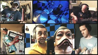 """Blues Harvest featuring Mike Quinn - """"Comfortably Nunb"""" (lockdown session)"""