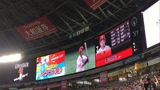 福岡ヤフオク!ドーム 福岡ソフトバンクホークス vs 埼玉西武ライオンズ.