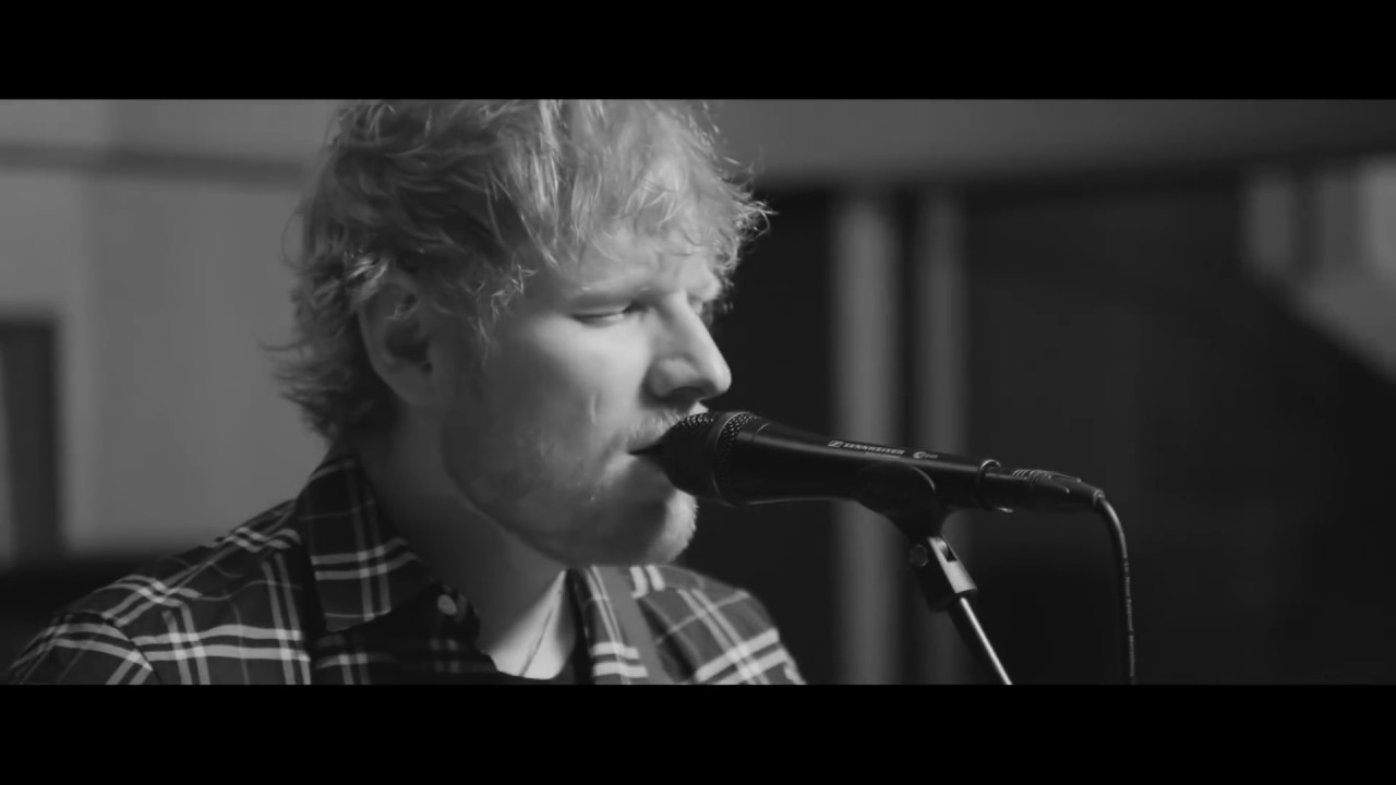Ed Sheeran - I Don't Care (Live At Abbey Road)