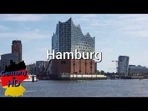 Hamburg in 4k [Germanyinhd.de]