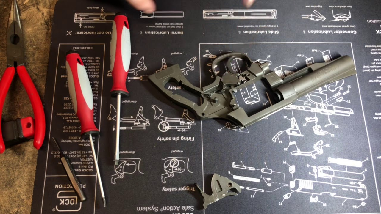 Rock Island Armory (RIA) M200 Complete Disassembly/Assembly