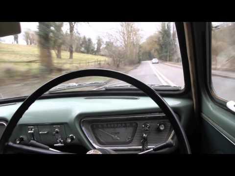 1966 Ford Anglia 105e Estate