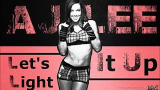 WWE-AJ lee theme song 2012 HQ+Download link