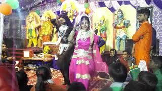 bhola to bhangiya ghutave se (sarswati puja mansa ram park)