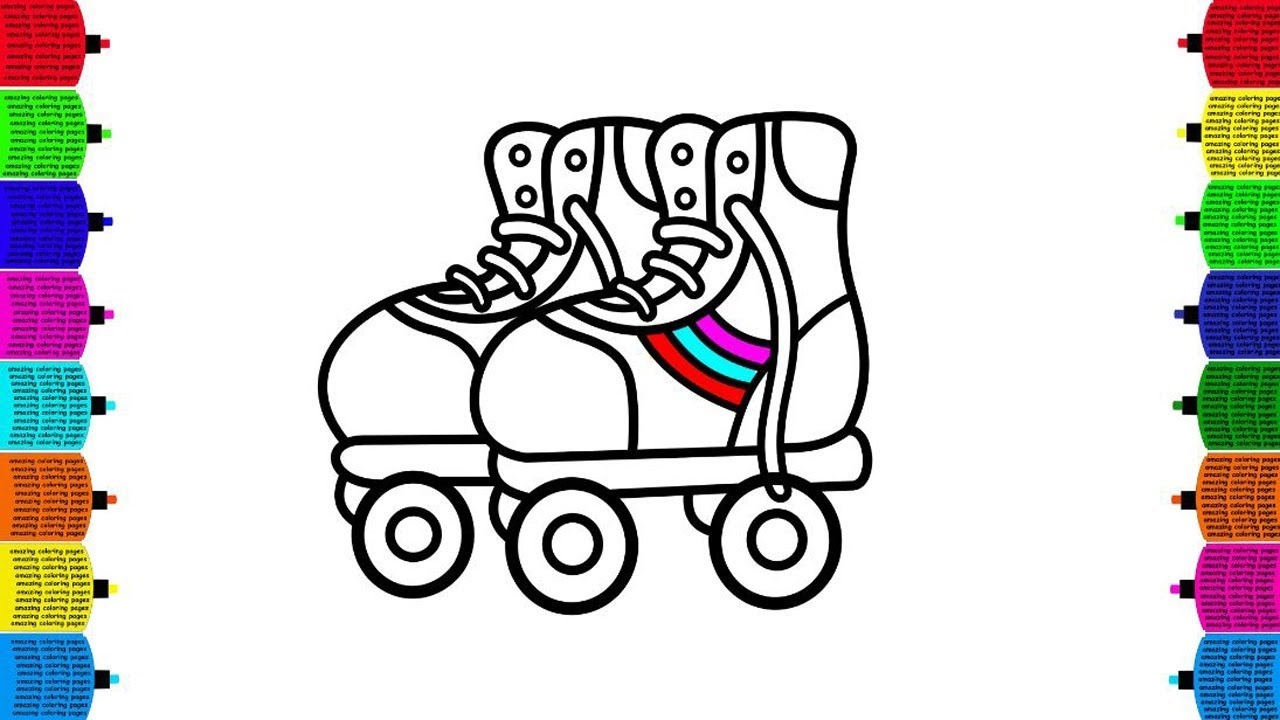 Roller Skating - Kids Puzzles and Games | 720x1280