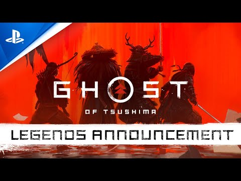 Ghost of Tsushima: Legends | Announcement Trailer | PS4