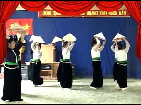 múa nón dân tộc Thái