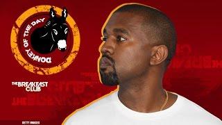 Kanye West- Donkey of the Day (11-18-16)