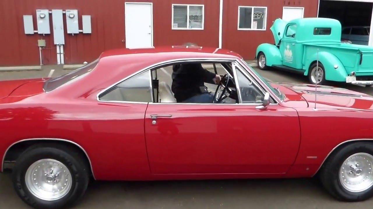 1967 Plymouth Barracuda \
