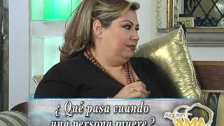 Sandy Aguilera Que hay detras de la muerte 2