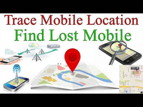 How to track a cell phone or mobile number real time location for free