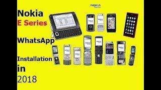 Download lagu WhatsApp finally stops working in Symbian S60 phones(Nokia E5,E62,E63, E71)
