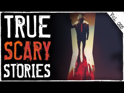 Crazy Roommate & Creepy Vacations | 10 True Scary Stories From Reddit (Vol. 25)
