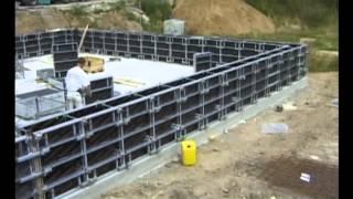 HARSCO/Hunnebeck:  RASTO/TAKKO -- Опалубка стен и фундаментов 02(Опалубка Rasto представляет собой рамную опалубку, работы с которой могут производиться как вручную (без..., 2013-08-26T19:35:15.000Z)