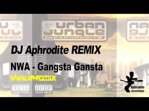 DJ Aphrodite Remix  NWA  Gangsta Gangsta 1999