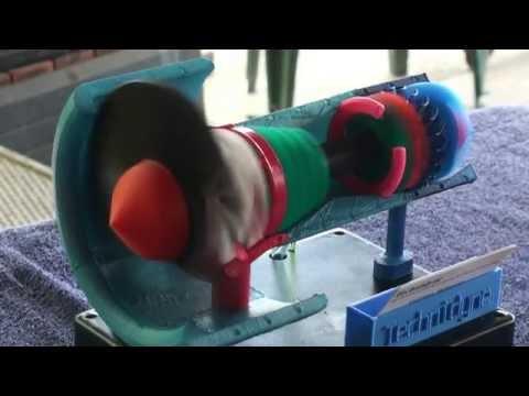 3D Printed Turbofan Demo