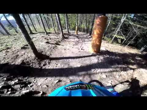 "Diverse Downhill Contest 2016 - Góra Żar ""Helmet Cam"""