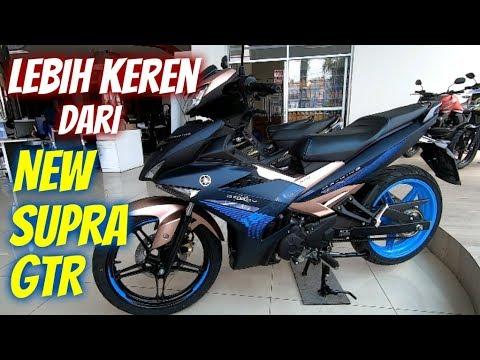 Yamaha Rilis Motor Edisi Spesial Aerox 155 & MX King 150