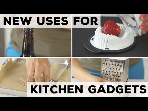 Download Youtube: 6 Brilliant Uses for One-Trick Pony Gadgets | Food Network