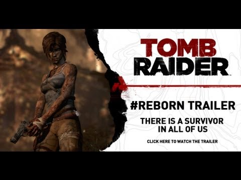 Tomb Raider - New Online Store, Launch Trailer - 0 - Tomb Raider – New Online Store, Launch Trailer