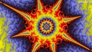 Fractal Zoom (Chinese Dragon Ferns And Needles On Fire In Ice) Mandelbrot (720p 30fps)