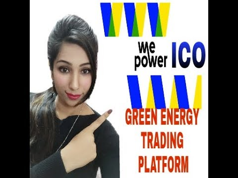 WePower ICO Review/ Renewable Energy Project
