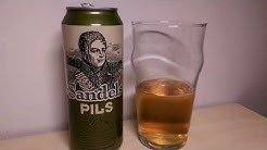 Olutkatsauksessa Sandels Pils