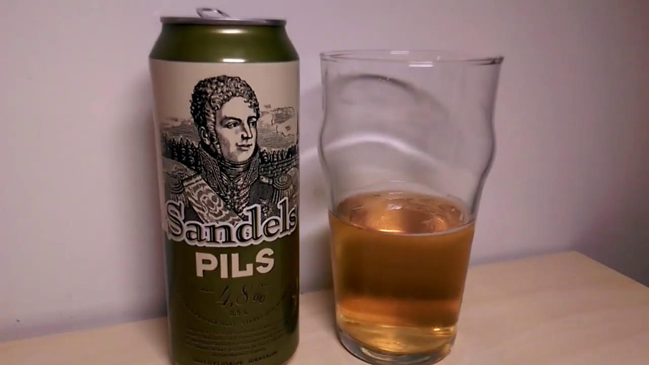Sandels Pils