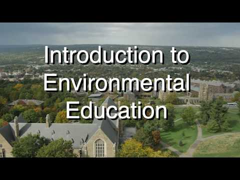 Introduction to Environmental Education