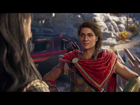 assassin's creed odyssey - 0 - Live The Epic Journey Of a Legendary Greek Hero in Assassin's Creed Odyssey