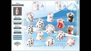Китайский солитер - карточный пасьянс