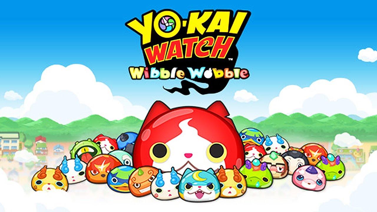 Let S Test 197 Yo Kai Watch Wibble Wobble Youtube