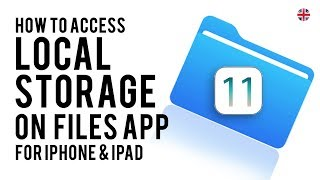 Download How to use Files app to save files locally on your iPhone & iPad Mp3 and Videos