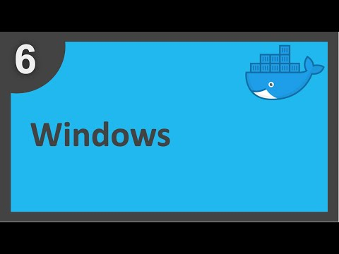 Docker Beginner Tutorial 5 - How To Install DOCKER On WINDOWS ? Step By Step