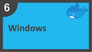 Docker Beginner Tutorial 6 - How to install DOCKER on WINDOWS ? Step by Step