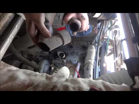 Cummins ISL Exhaust Manifold and Turbo Replacement