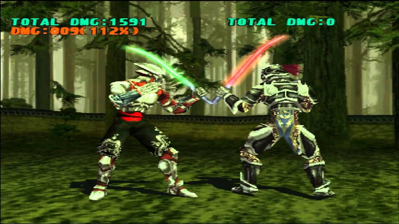 Tekken 3 Yoshimitsu Hard Combos Youtube