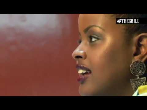 Amina Abdi speaks up about her pregnancy and the father #TheGrill