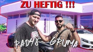 Das Exklusivste Autohaus Deutschlands !!! | zu Gast bei Gruma | RAD48 | Folienprinz