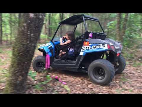 Repeat Polaris RANGER 150 EFI Kids ATV with Ride Command