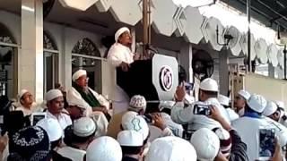 Pesan Habib Rizieq : BERSATULAH UMAT ISLAM!!