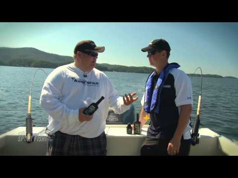 Maintaining your outboard motor