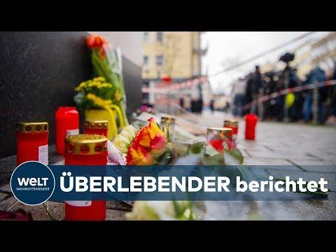 AUGENZEUGE VON HANAU: Muhammed erzählt von dem schrecklichen Terroranschlag